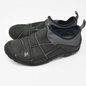 Merrell Sz 6 Black Water Ready Athletic Slip On